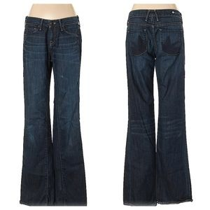 Agave bootcut jeans